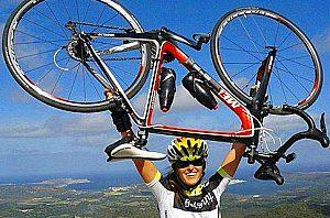 Professional bikes or city bike rental in Can Pastilla at Playa de Palma