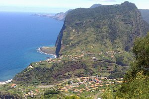 Trek through the Sao Vicente Caves in Madeira and explore the North East of the island