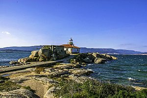 Enchanting Ría de Arousa tour with wine tasting in Galicia