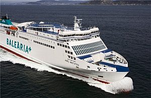 Ibiza - Majorca by ferry: Visit Mallorca now, Ferry + 2 nights in a *** Hotel. (Ibiza - Mallorca - Ibiza)