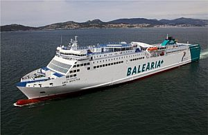 Barcelona - Majorca by ferry: Visit Majorca now, Ferry + 2 nights in a *** Hotel.
