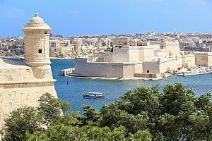 Tour durch Valletta Malta