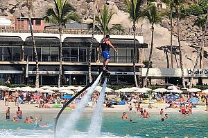 Flyboarden Gran Canaria