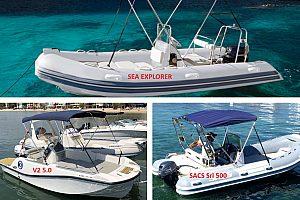 Mallorca Boot mieten ohne Führerschein