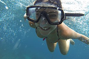 Snorkel boat trip in Ibiza west (Sant Antonio) - in the daytime or during sunset