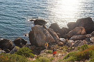 Discover the island of Giannutri while trekking in Tuscany from Santo Stefano