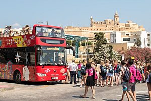 City Sightseeing Bus Tour Gozo