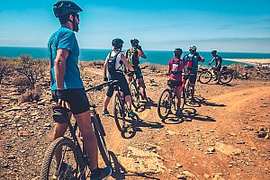 Mountain bike trails auf Gran Canaria