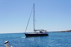 Thessaloniki im Segelboot erleben