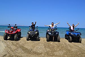 Kreta Quad Tour ab Heraklion