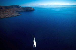 Segelboot-Tour ab Heraklion auf Kreta
