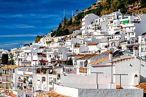 Halbtagestour weiße Stadt Mijas