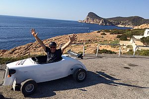 Ibiza Tour Hot Rods
