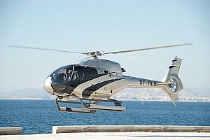 Helikopter Rundflug Mykonos