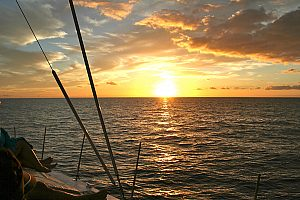 Afrikat Sunset Catamaran Tour from Puerto Rico in Southern Gran Canaria