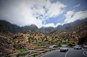 Wunderschöne Landschaften auf Gomera entdecken bei der Jeep Safari