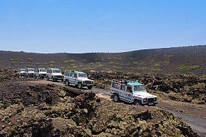 Lanzarote Norden Jeep Safari