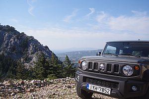 Rhodos Jeep Tour für Selbstfahrer