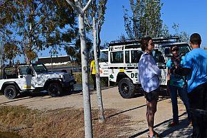 Jeep fahren ab Riumar an der Costa Dorada
