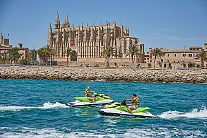 Palma de Mallorca Jetski fahren