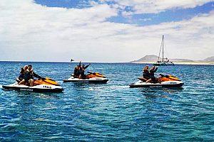 Jetski Safari Corralejo Fuerteventura