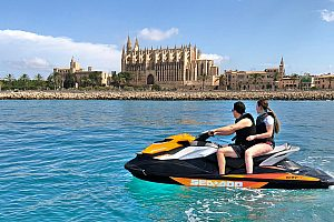 Palma de Mallorca Jetski Tour