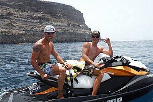Mit dem Sea Doo jetski im Geschwindigkeitsrausch auf Gran Canaria
