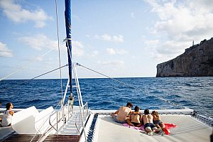 Short Catamaran Tour from Dénia - Sightseeing on the Costa Blanca from the boat