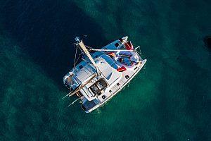 Katamaran segeln Mallorca