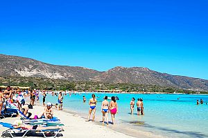 Kreta Beachtour Falasarna und Elafonisi