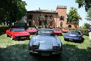 Ausstellung italienische Luxusmarken Modena