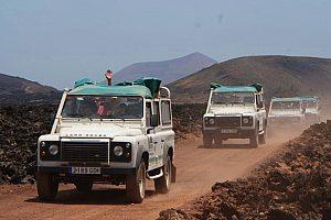 Stop Jeep Safari Lanzarote Norden