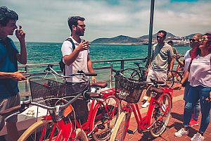Gastro-Bike Tour Las Palmas de Gran Canaria