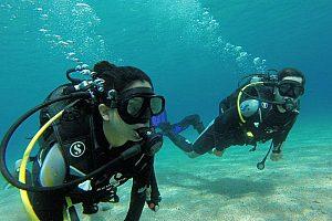 Tauchen auf Mykonos