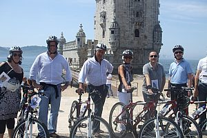 Sightseeing by bike in Lisbon or a bike tour through the Sintra Nature Park