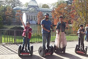 The best Madrid Segway tours - the different city tour in Madrid