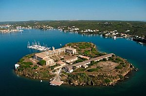 Mahon Stadtbesichtigung Menorca