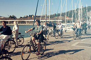 Tapas Fahrrad Tour in Malaga