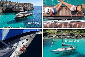 Amazing half-day or full-day sailing trip in Mallorca