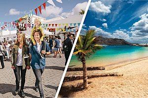 Tour Marktbesuch Teguise Lanzarote und Ausflug La Graciosa