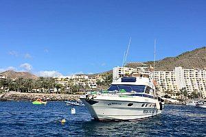 motor boat excursion anfi del mar