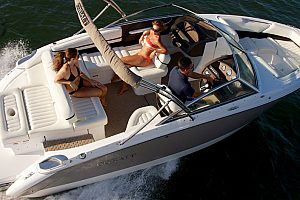 Boat charter Mallorca with license in Andratx in the southwest of the island