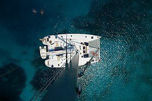 Mykonos Catamaran Trip