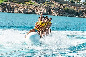 Wassersport auf Mykonos