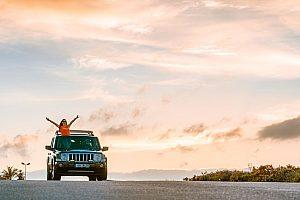 Jeep Safari auf Mykonos