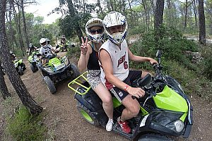 Majorca quad tour from Arenal / Playa de Palma