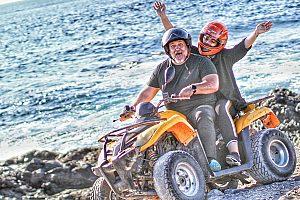 Offroad Quad Safari auf Teneriffa Südküste