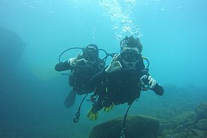 Diving course: an open water course with all of the instruction you need from Playa Blanca on Lanzarote
