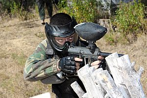 Your adventure in Portugal: Paintball at Parque Aventura in Albufeira or Lagos