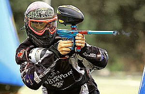 Paintball Fantasy - the game experience In Crestatx, Sa Pobla